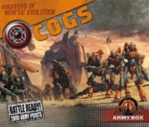 AT 43 Army Box : Cogs