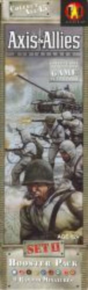 Axis & Allies Miniatures : Set II