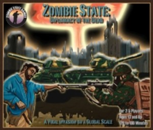 Zombie State: diplomacy of the dead