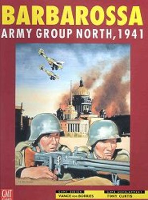 Barbarossa - Army Group North, 1941