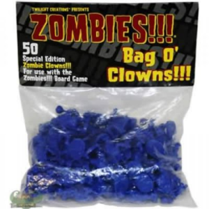 Zombies !!! Bag O Clowns !!!