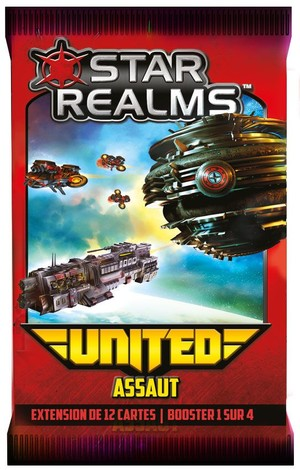 Star Realms United : Assaut