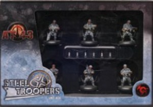 AT-43 : Unit Box Steel Troopers