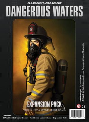 Flash Point : Fire Rescue : Dangerous waters