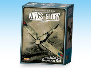 Wings of Glory : WW2 Rules and Accessories Pack