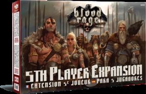 Blood Rage : Extension 5ème Joueur