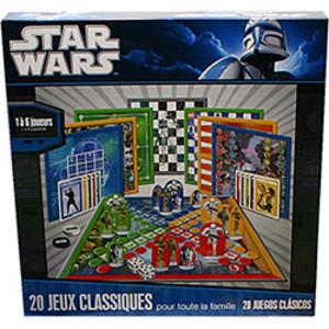 Star Wars : 20 jeux classiques