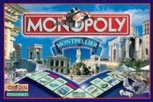 Monopoly - Montpellier