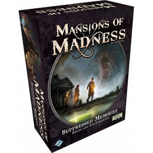 Mansions of Madness - Suppressed Memories Figure and Tile Collection expansion