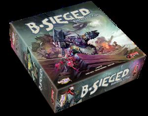 B-Sieged : Darkness & Fury