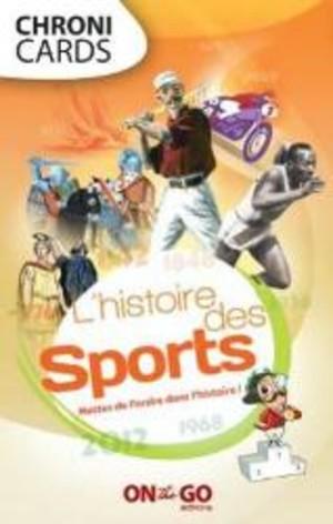 Chronicards : L'Histoire des Sports