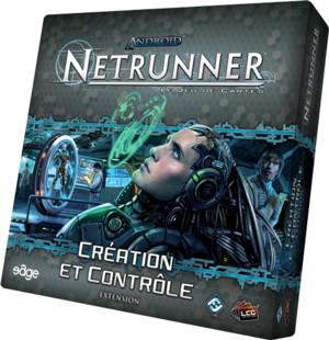 Android : Netrunner - Création et Contrôle