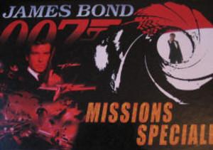 James Bond 007,  Missions spéciales