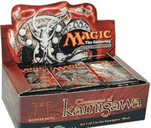Magic l'assemblée : Guerriers de Kamigawa