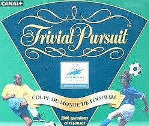 Trivial Pursuit - Coupe du Monde de Football