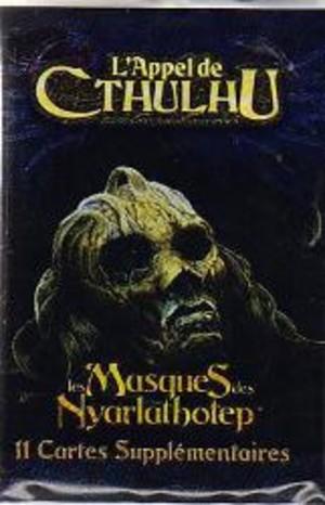 L'Appel de Cthulhu JCC : Les Masques de Nyarlathotep