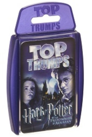 Top Trumps - Harry Potter et le Prisonnier d'Azkaban