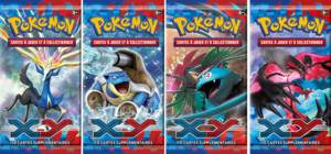 Pokemon JCC : Extension XY - booster