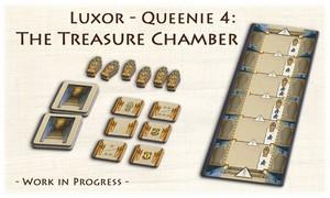 Luxor Queenie 4 : The Treasure Chamber