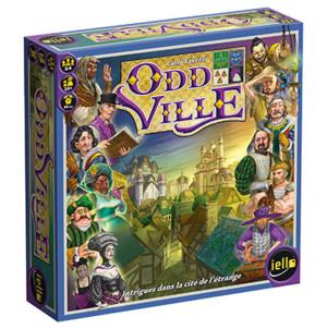 Oddville ouvre ses portes mais avant vous devrez les construire