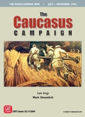 The Caucasus Campaign : The Russo-German War in the Caucasus, 1942
