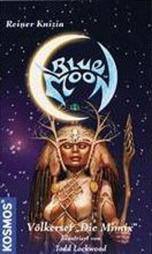 Blue Moon : Völkerset - Die Mimix