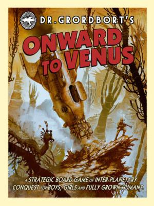 On ward to Venus