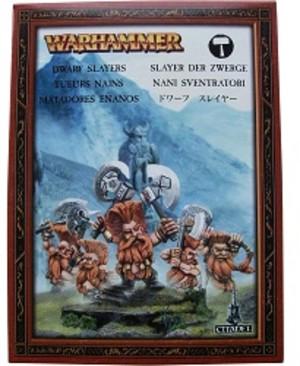 Warhammer : Tueurs Nains