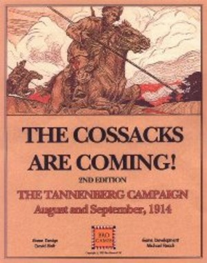 The Cossacks Are Coming ! Second Edition