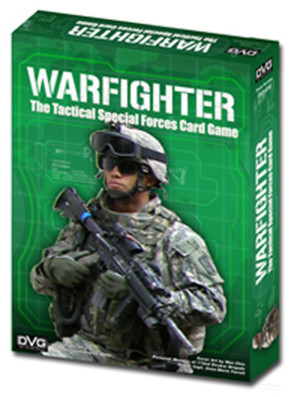 Warfighter : The Tactical Special Forces Card Game