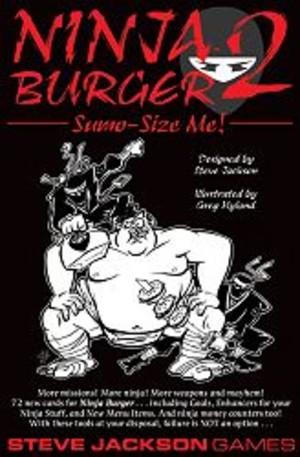 Ninja Burger 2 - Sumo-Size Me!