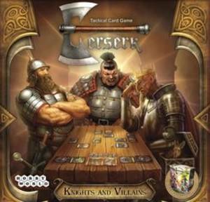 Berserk - Knights And Villains
