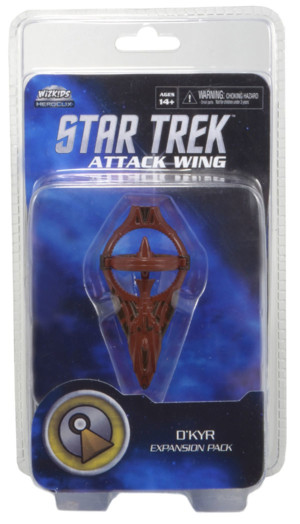 Star Trek : Attack Wing - Vague 5 - D'Kyr