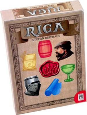 Riga kommt in die Spieleschmiede!