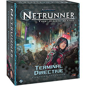 Android: Netrunner Terminal Directive