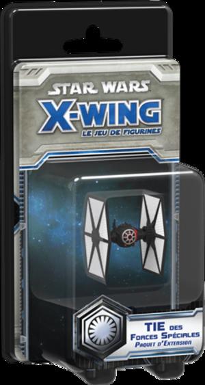 X-Wing : Jeu de Figurines -  TIE des Forces Spéciales