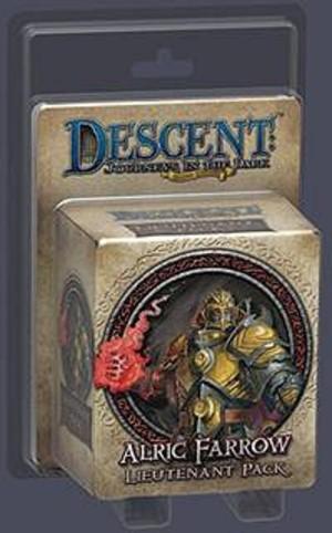 Descent : Voyages dans les Ténèbres ! - Pack Lieutenant Alric Farrow