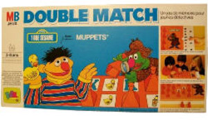 Double Match - 1 rue Sesame