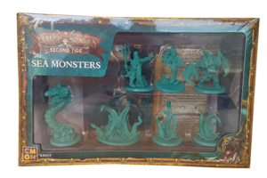 Rum & Bones Second Tide : Sea Monsters