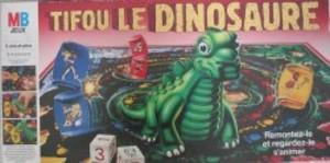 Tifou le Dinosaure