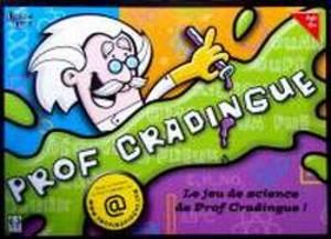 Prof Cradingue
