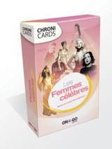 CHRONICARDS - LES FEMMES CELEBRES
