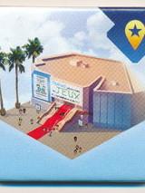 """Quadropolis - Tuile bonus """"Palais des Festivals de Cannes"""""""