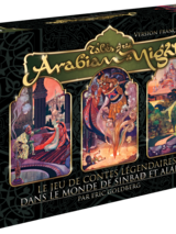 Tales of Arabian nights
