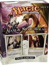 Magic the Gathering - Ajani vs. Nicol Bolas