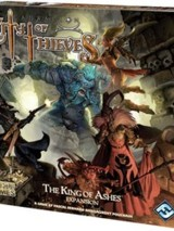 City of Thieves : king of ashes
