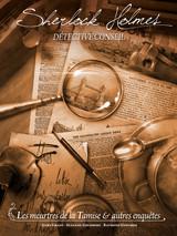 Sherlock Holmes Détective Conseil : les meurtres de la Tamise & autres enquêtes