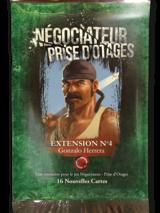 Négociateur: Prise d'otages - Extension 4 : Gonzalo Herrera