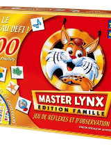 Master Lynx édition famille