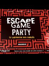 Escape Game Party 1 - Le Labyrinthe des Oubliés